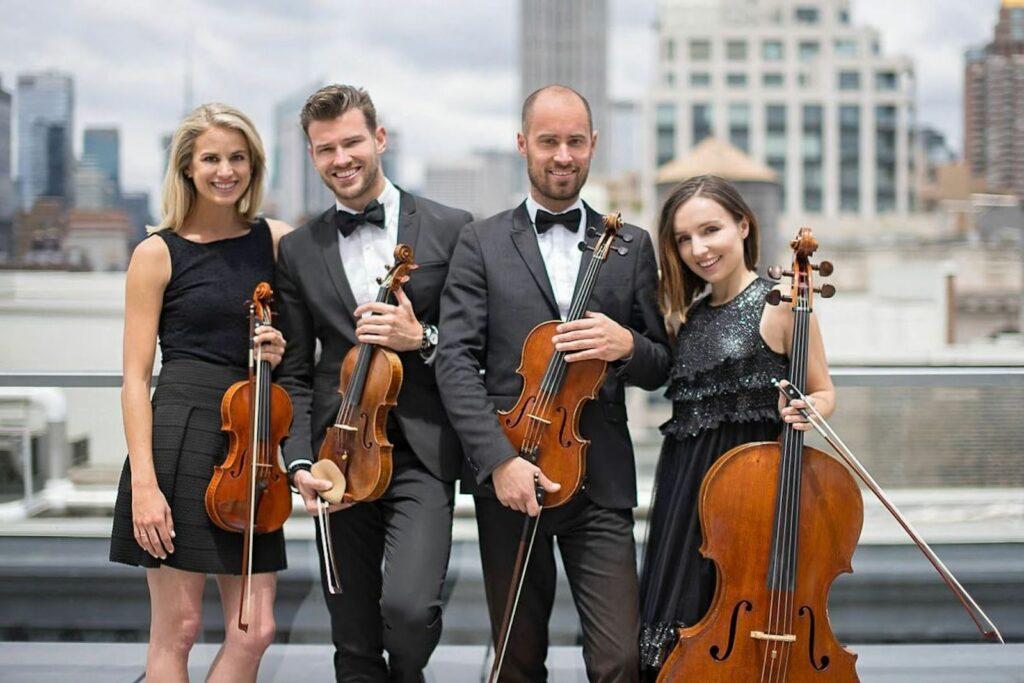 nyc wedding musicians