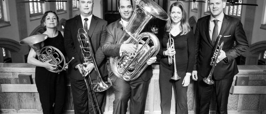 brass quintet nyc