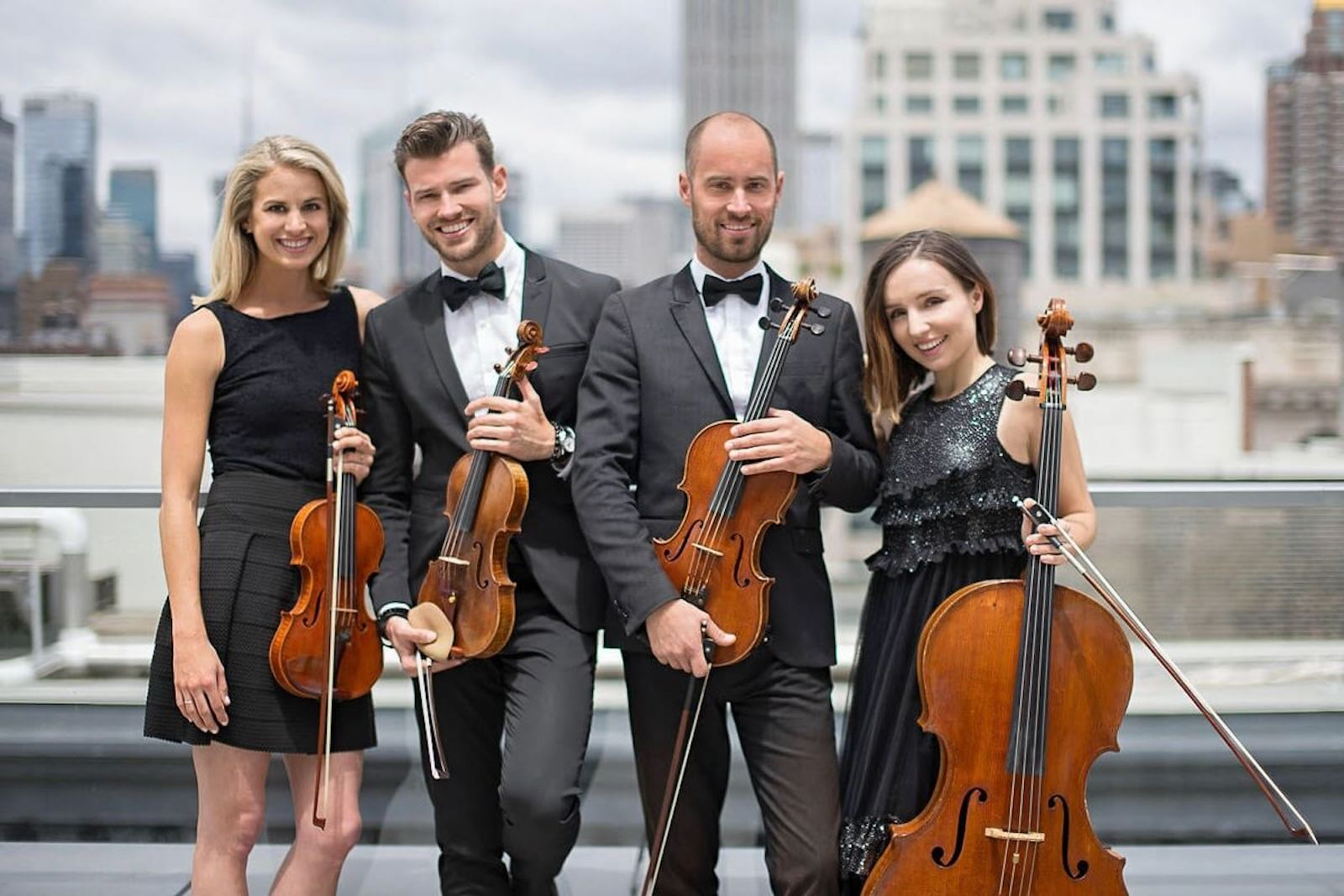 New York String Quartet Kiral Artists
