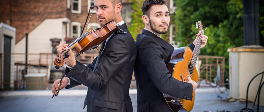 nyc violin guitar duo
