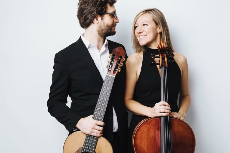 cello guitar duo