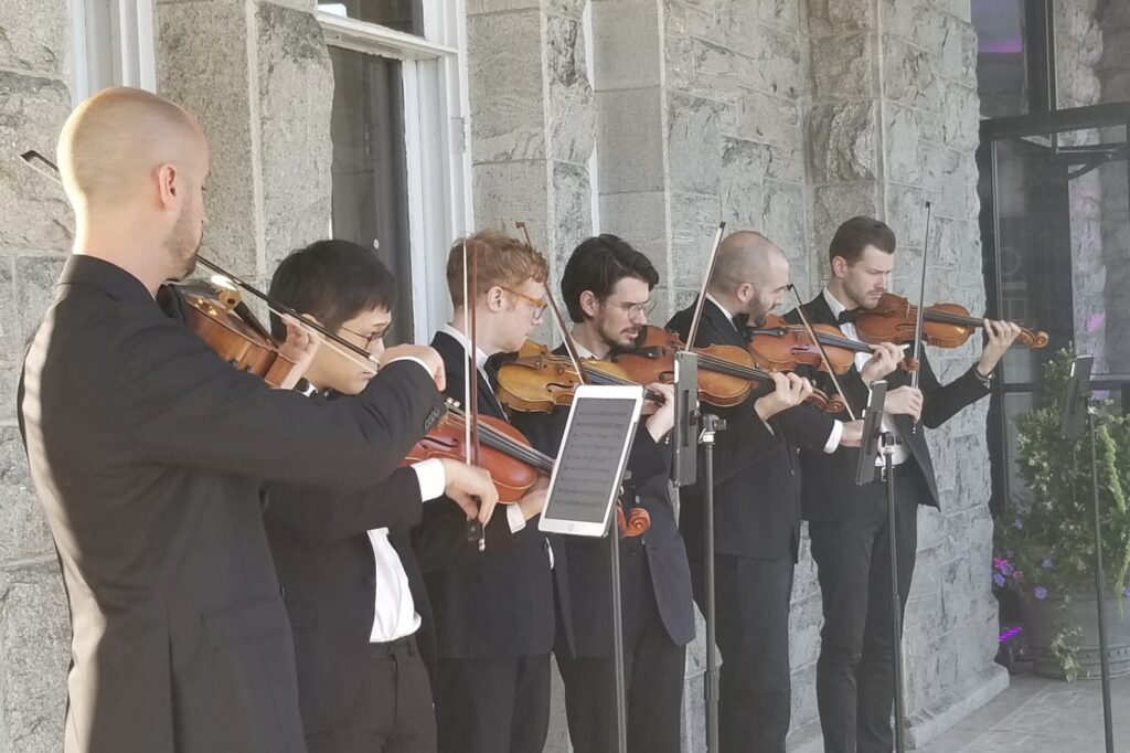 Wedding Violin Orchestra New York Virtuosi