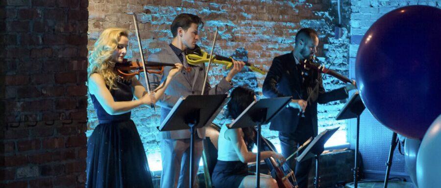 Manhattan electric string quartet