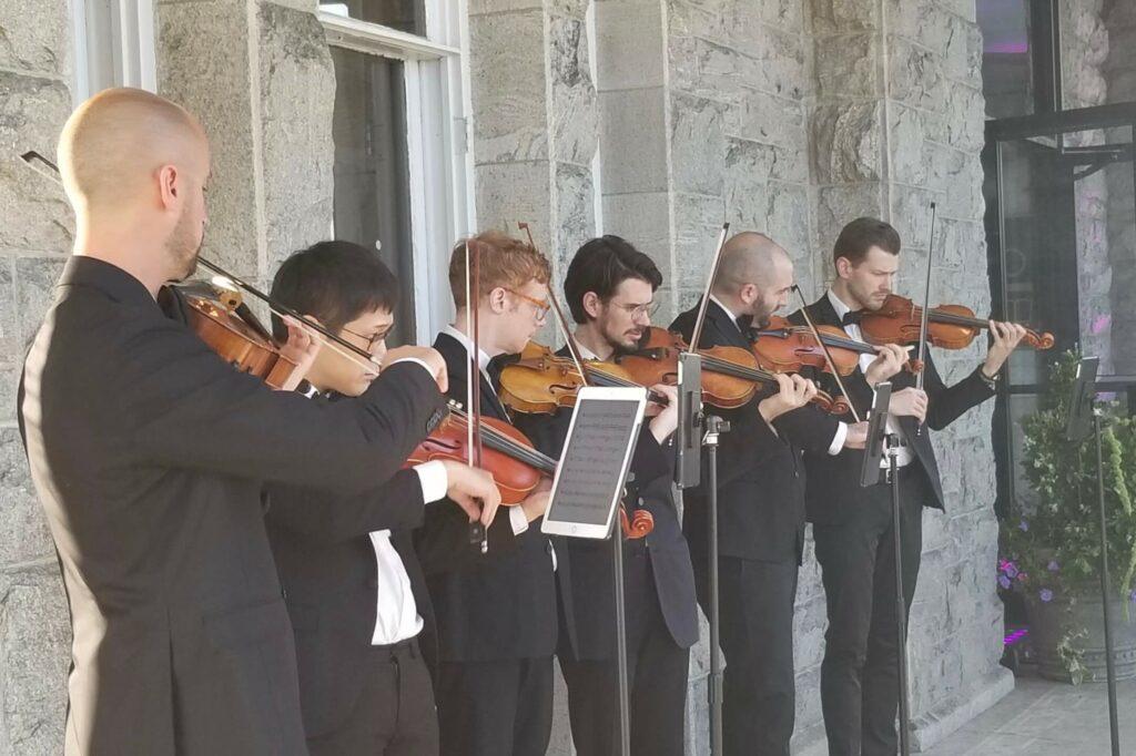 Six Piece Violin Orchestra