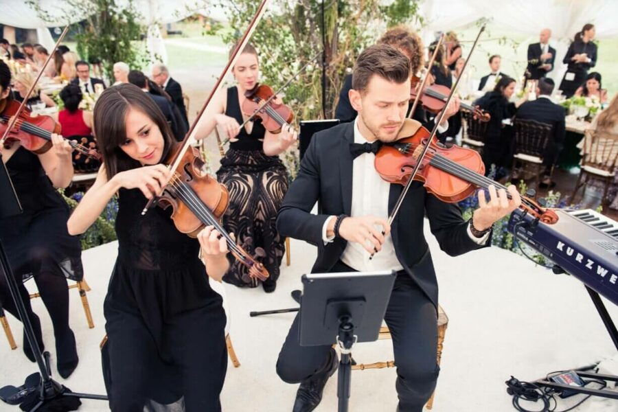 wedding orchestra NYC