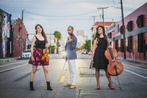 New York Virtuosi String Trio