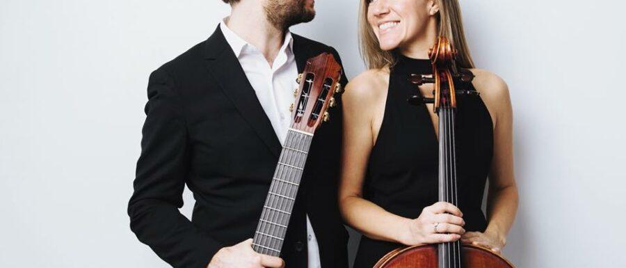 cello guitar duo